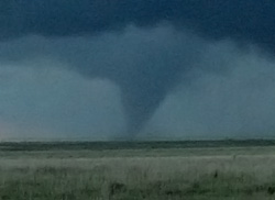 Walsh, CO Tornado